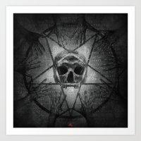AfterTaste - MMXV II Print Art Print