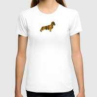 bisexual T-shirts featuring I LOVE my Dachshund I by Better HOME