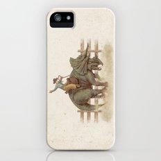 Dino Rodeo  Slim Case iPhone SE