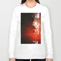 concert Long Sleeve T-shirts featuring concert by Alexandra Bauer