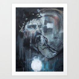 Come and get me  Art Print
