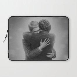 John and Sherlock Laptop Sleeve