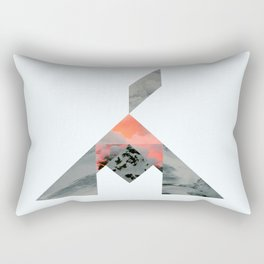 Volcano Rectangular Pillow