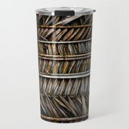 Thatched  Travel Mug