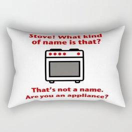 Stove Rectangular Pillow