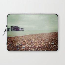 Brighton West Pier Laptop Sleeve