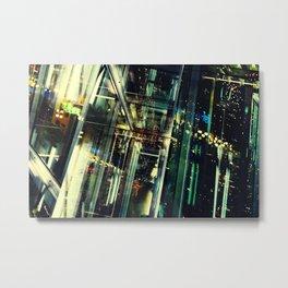 mirror II Metal Print