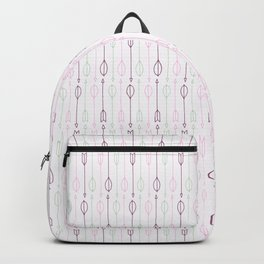 Arrow Pattern #pattern #art #society6 Backpack