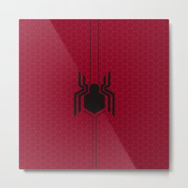 Amazing Spidey Metal Print