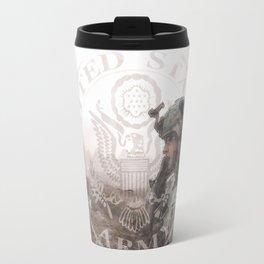 US Airborne Travel Mug