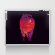To The Grave Laptop & iPad Skin