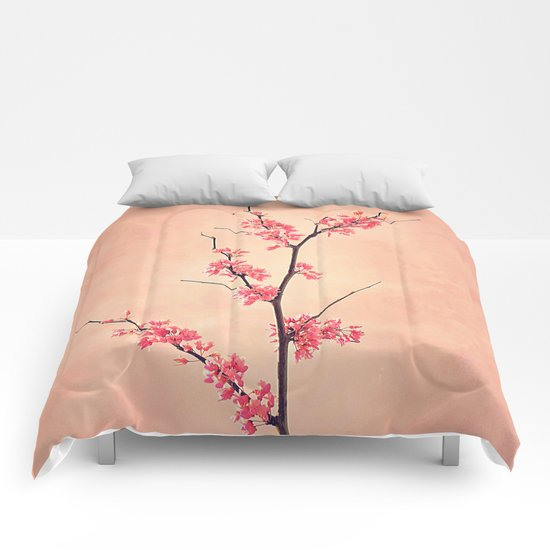 The Passion of Pink Comforters
