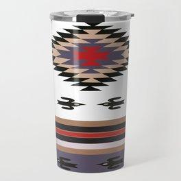 American Native Pattern No. 135 Travel Mug