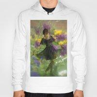 fairies Hoodies featuring Flower Fairies by BryonyEloise