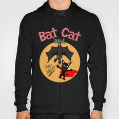 Bat and Cat Hoody