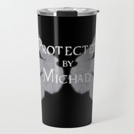 Protected by Michael Travel Mug