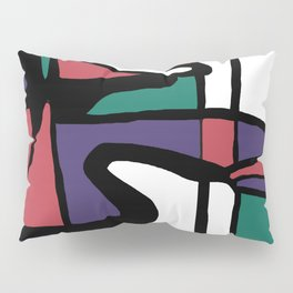 Abstract Painting Design - 5 Pillow Sham
