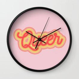 Queer Wall Clock