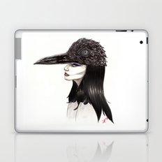The Masquerade:  The Crow Laptop & iPad Skin