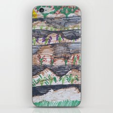 green garden by pascal iPhone & iPod Skin