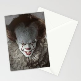 Pennywise The Clown Stationery Cards