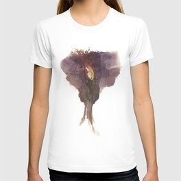 Devon's Vulva Print No.2 T-shirt