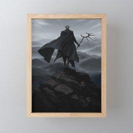 Cyclamen Framed Mini Art Print