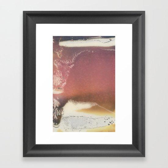 Pure Chemistry 02 Framed Art Print