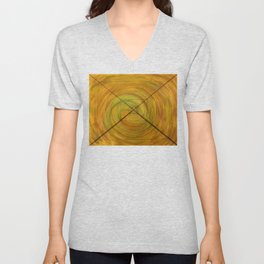 Right On Target, A Little Off Course Unisex V-Neck