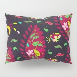 Colorful Paisley pattern #1 Pillow Sham