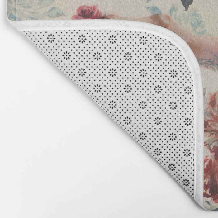 Europeana Bath Mat