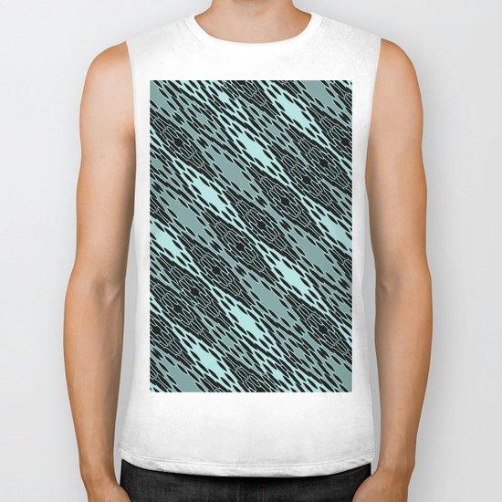 Abstract pattern. Biker Tank