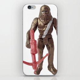 Oritet Wookie iPhone Skin