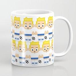 Football Soccer England Coffee Mug