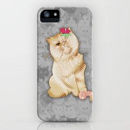 Peaches Revision iPhone Case