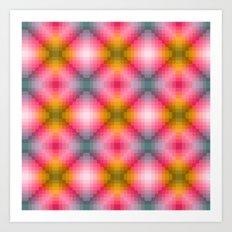 pattern series 072 Art Print