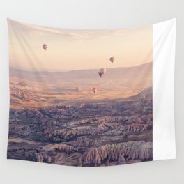 Way Up High Wall Tapestry