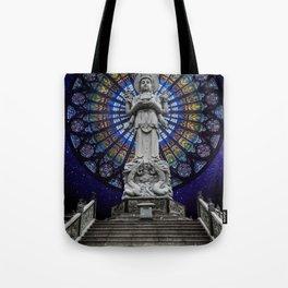 Deity Tote Bag