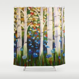 In Memory of Hannah Shower Curtain
