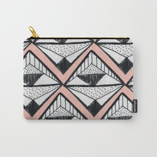 Pattern w2 Carry-All Pouch