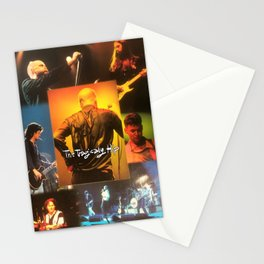 tragically hip live show tour 2021 Stationery Cards