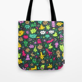 Krill Spill filled Tote Bag
