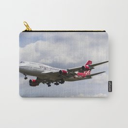 Virgin Atlantic Boeing 747 Carry-All Pouch