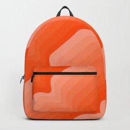 Coral Wave Backpack