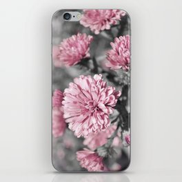 Blushing Gray iPhone Skin