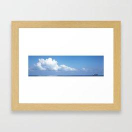 Caribbean 1 Framed Art Print