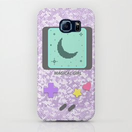 Magical Girl Game Console iPhone Case