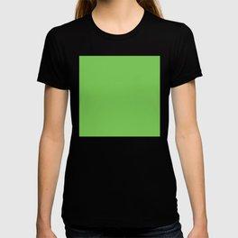 GREEN FLASH PANTONE 15-0146 T-shirt