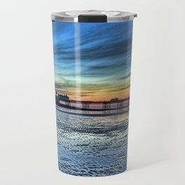Cromer Pier Travel Mug