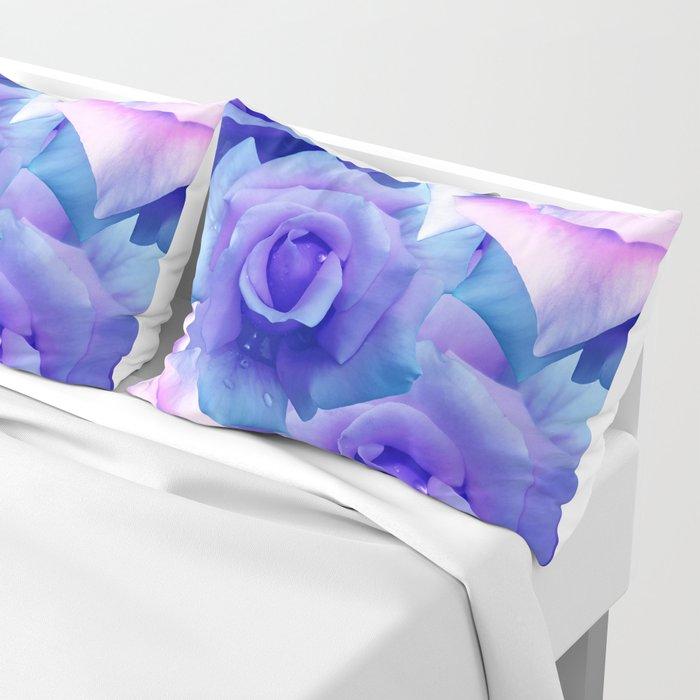 Bouquet de fleur Pillow Sham